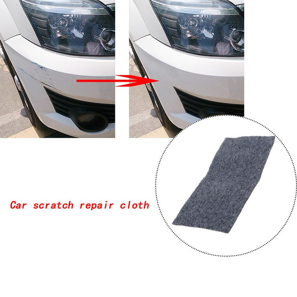 Magic Car Scratch Repair Cloth Polish for Light Paint Scratches Remove Cloth