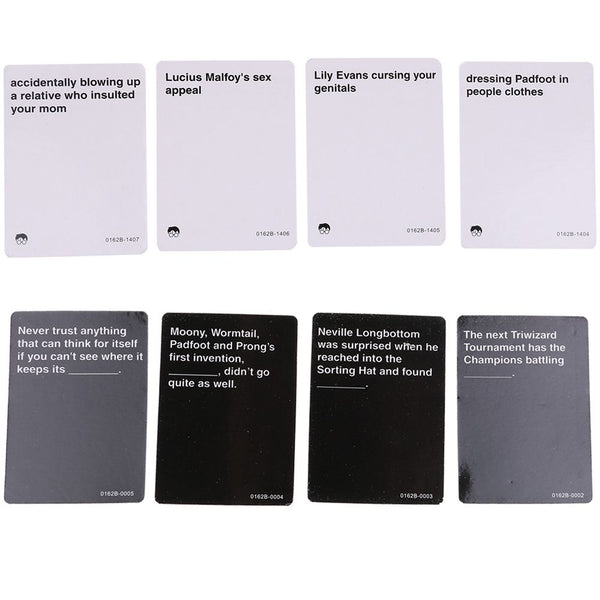 Cards Against Muggles 1440 Cards HARRY POTTER EDITION Party Table Card Game