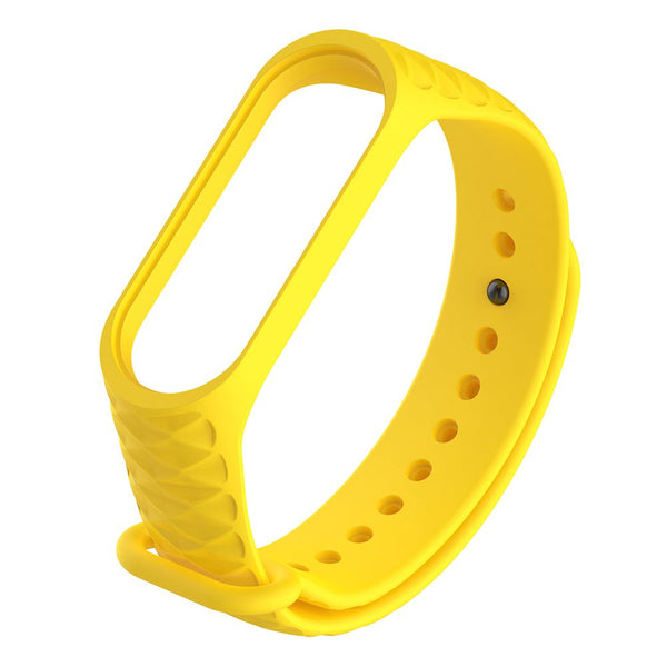 Replacement Sport Silicone Wirst Strap Watchband For Xiaomi Mi Band 3 Tracker