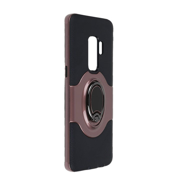 Ring Holder Shockproof Armor TPU Case Cover For Samsung Galaxy S9 Plus