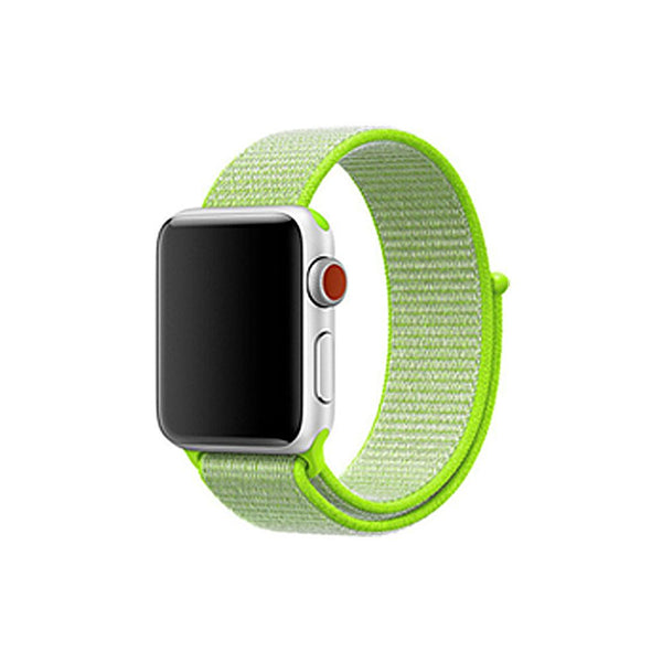 Apple Watch Band 42mmSport Loop iWatch Band (Adjustable Velcro) for Apple 1/2/3