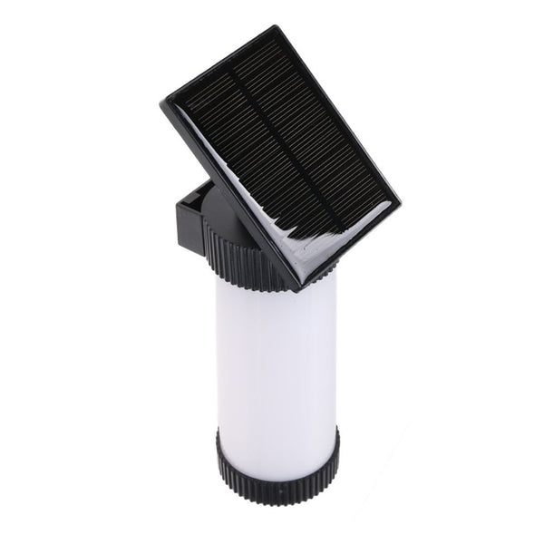 Waterproof Solar Power Wall Light 102 LED Flickering Fire Flame Door Garden Lamp