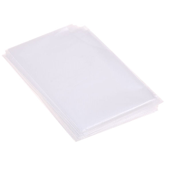6pcs/set Disposable Travel Safety PE Plastic Toilet Seat Cover Mat portable