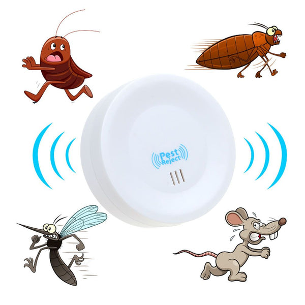 Portable Household Electronic Product Ultrasonic Wave Mosquito Repel Dispeller