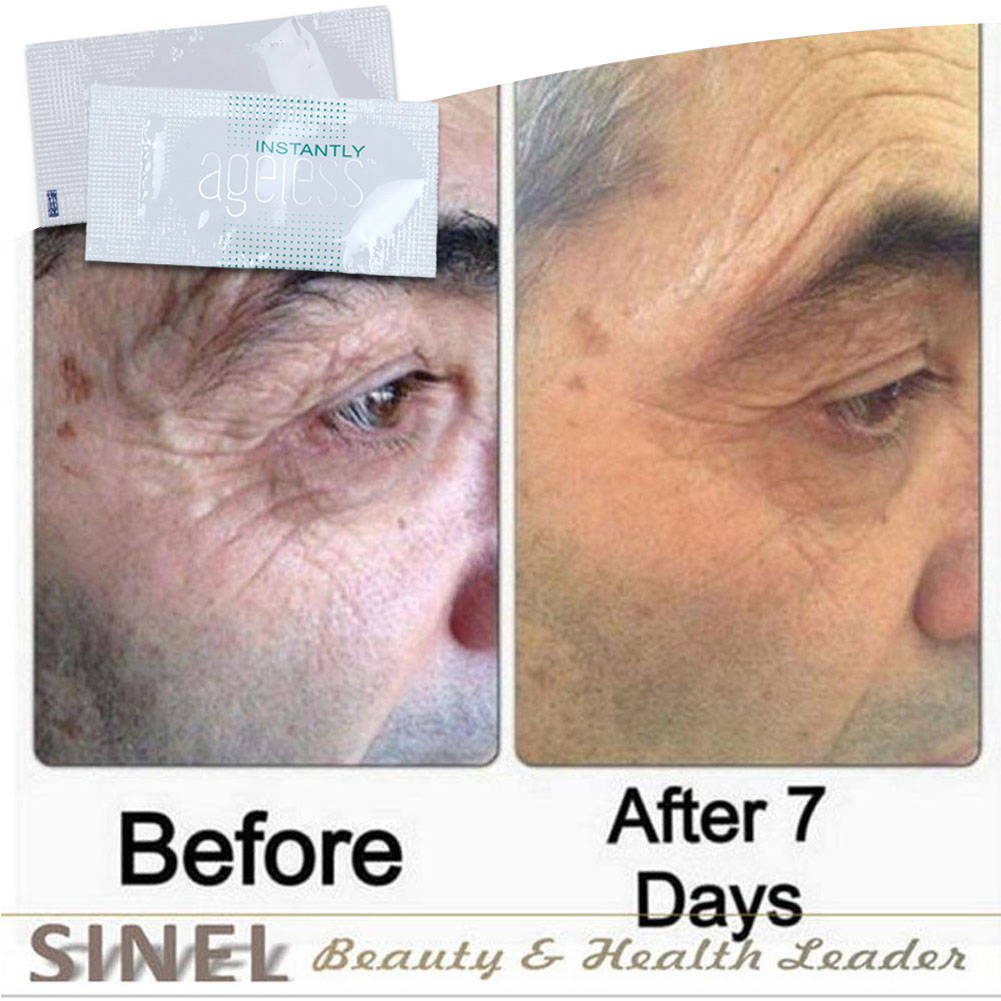 50 Sachets Jeunesse Instantly Ageless Face Cream Anti