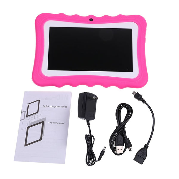"7"" 8GB Quad Core Tablet PC Android 4.4"