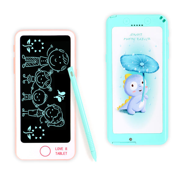 6inch LCD Display Drawing Writing Pad Children Early Learning Toy