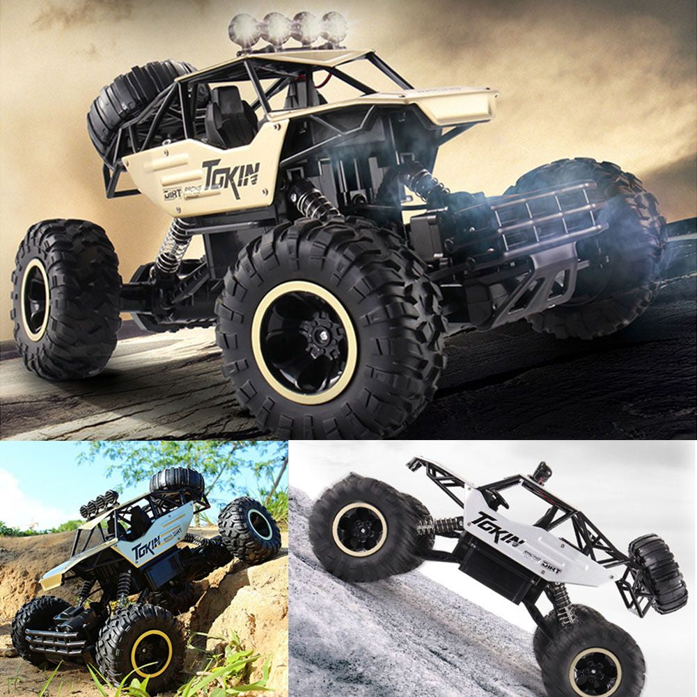 1 12 2 4g High Speed Rc Monster Truck Remote Control Off Road Car Rtr Domosecret
