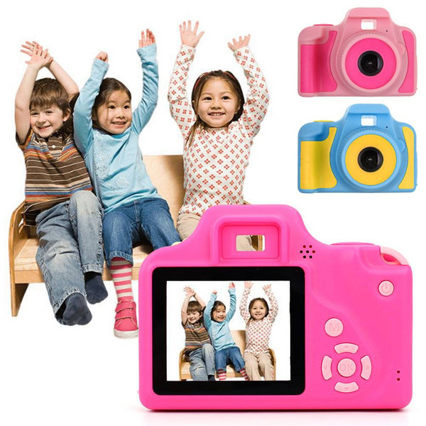 "Kids Children 2.0"" LCD HD Digital Camera Video Recorder Game Photo Toy Gift"