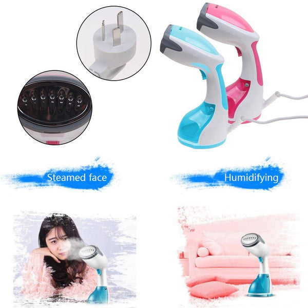 Hand Held Clothes Garment Steamer Upright Iron Portable Travel Dryer 1200W
