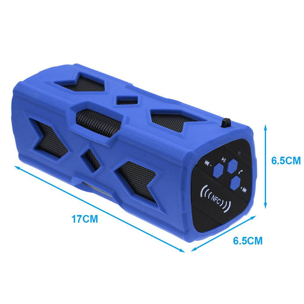 Bluetooth Wireless Speaker Waterproof Power Bank Ultra Bass Subwoofer