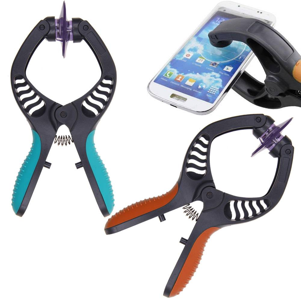 Mobile Phone LCD Screen Opening Plier Suction Cup Clamp Repair Tool