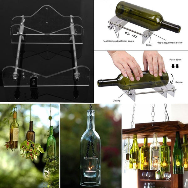 Creative Glass Bottle Cutter DIY Tools Tool Professional Bottles Cutting