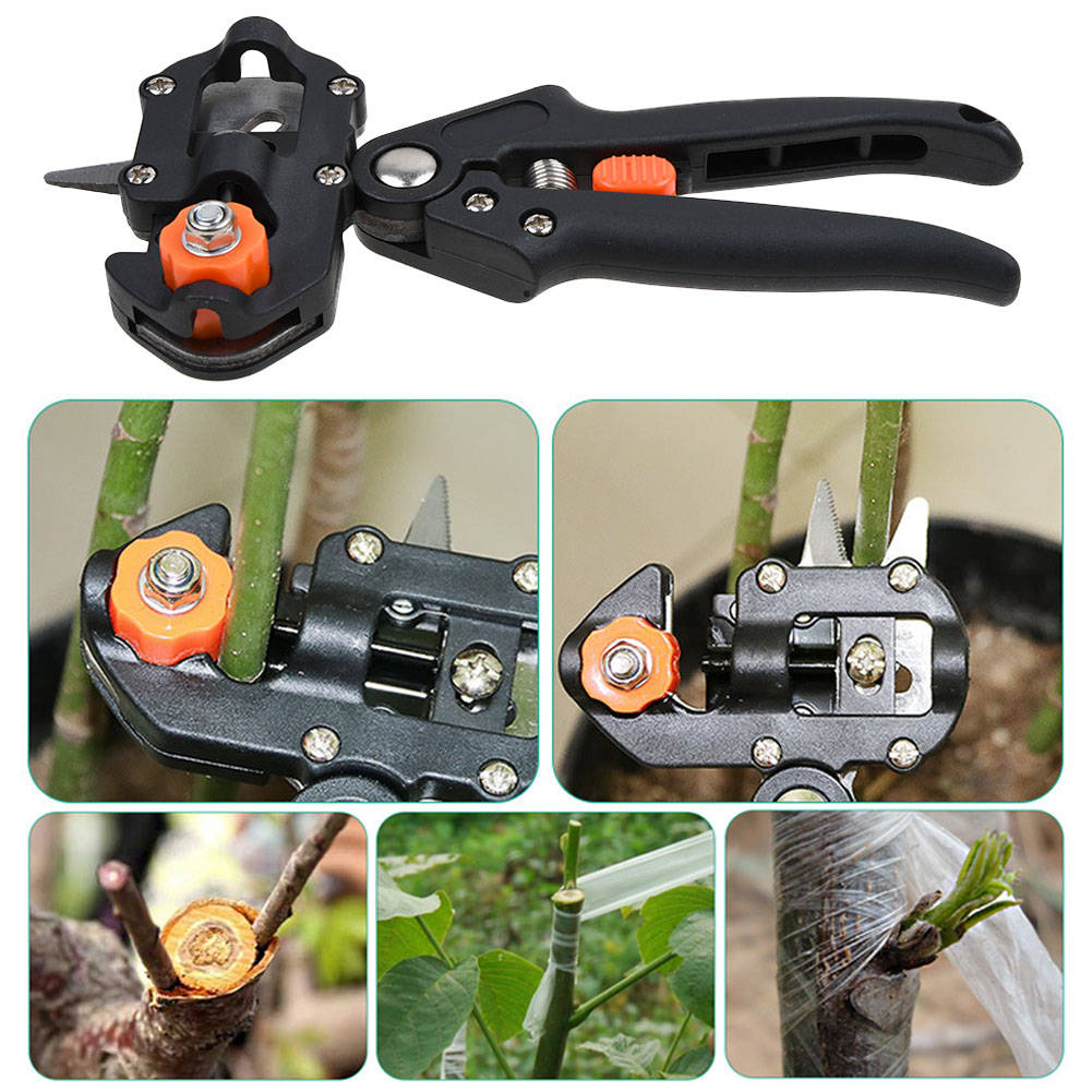 The Gardener''s Grafter Professional Tree Pruning Shears Grafting Cutting