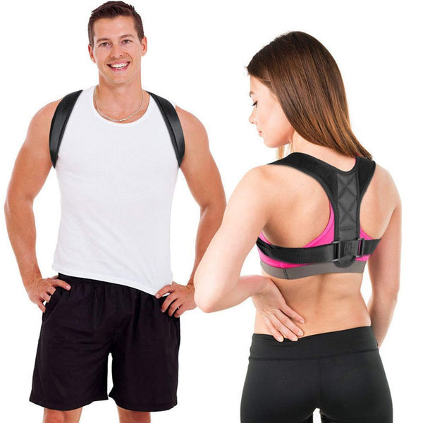 Best Posture Corrector Back Support Shoulder Brace