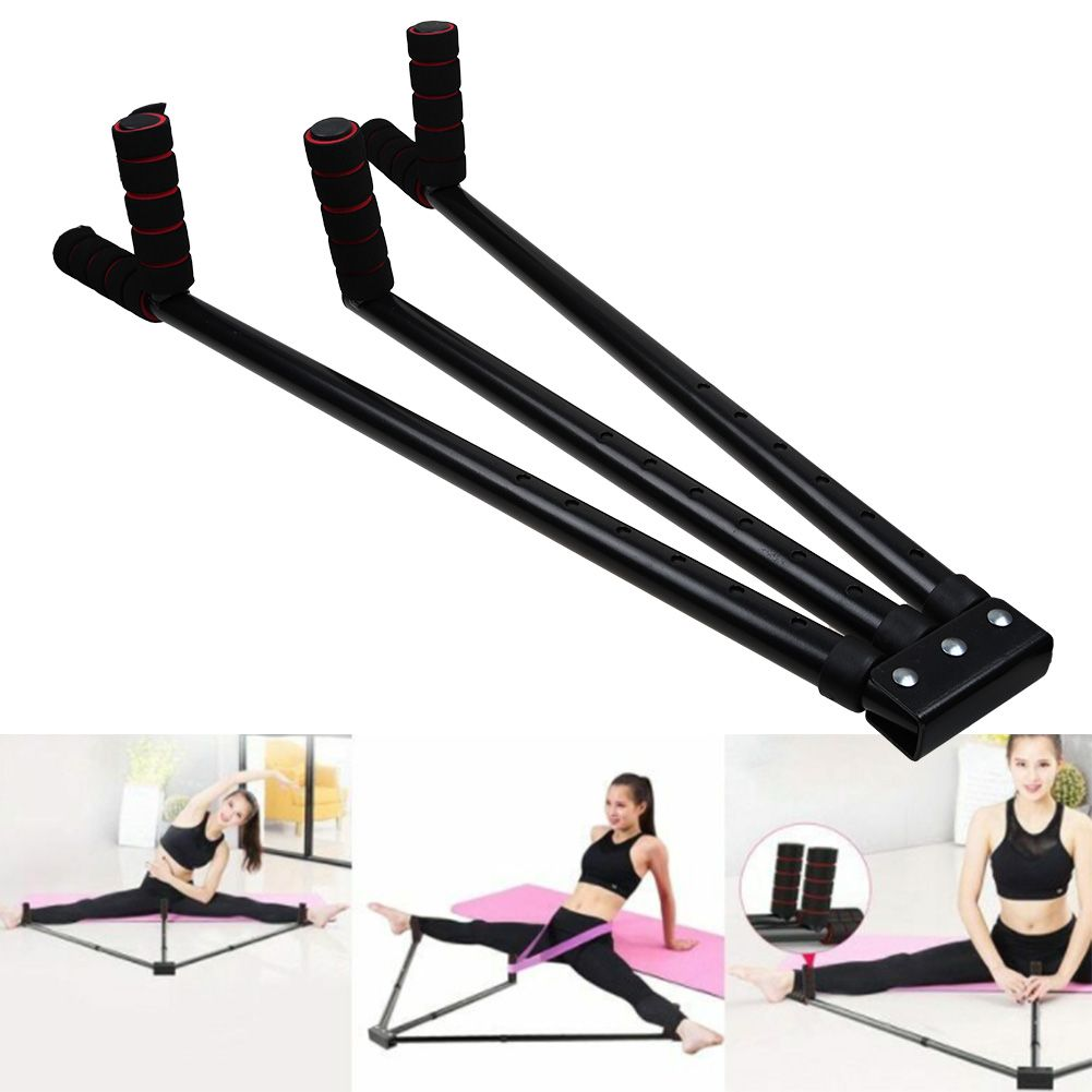 Split Leg Extension Machine Flexibility Training Tool Stretcher