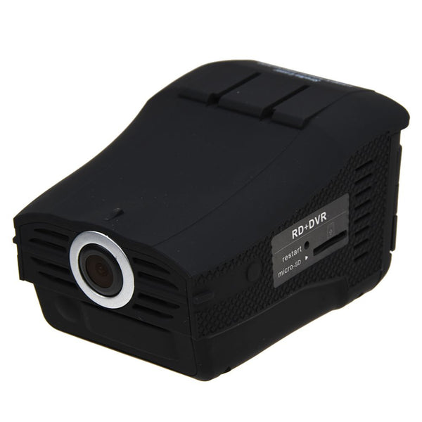 Anti Radar Laser Speed Detector Car DVR Recorder Video Dash Camera