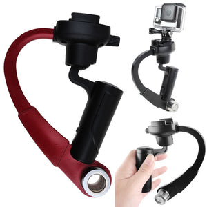 Handheld Gimbal Stabilizer Hand Grip For GoPro Compatible