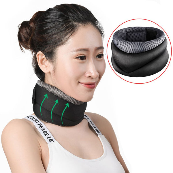 Soft Cervical Neck Brace Magnetic Therapy Support Pain Pressure Relief