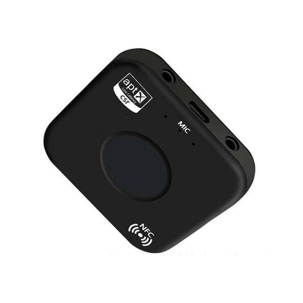 Wireless Bluetooth Audio Transmitter Receiver Music Adapter APTX AUX NFC