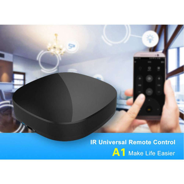 WiFi Remote Control Smart Infrared IR APP TV Alexa Google Home IFTTT Android