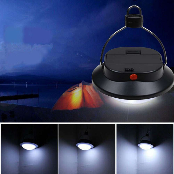 Ultra Bright Rechargeable 60 LED Camping Tent Light Battery Lantern Lamp