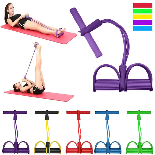 Body Yoga sport Tummy Action Rower Abdominal Trainer Toner Exerciser