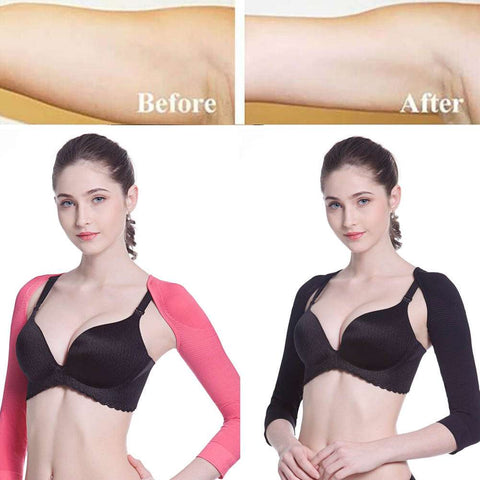 Arm Shaper Nude Back Shoulder Corrector Slimming Weight Loss Arm Control