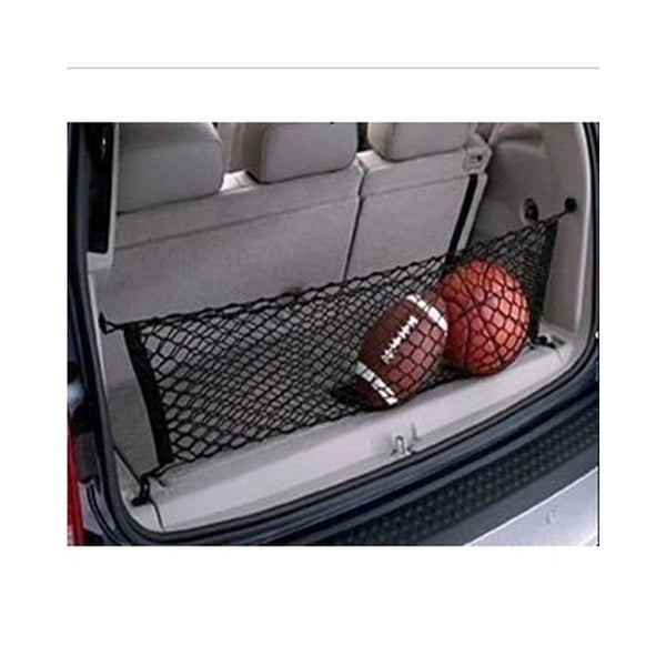Universal Car SUV Trunk Rear Cargo Net Elastic Mesh Storage Organizer Pocket