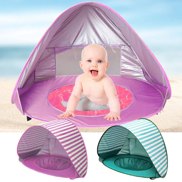 Baby Beach Tent Waterproof Shade Pool UV Protection Sun Shelter Outdoor