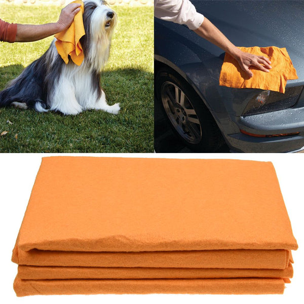 Shamwow Super Absorbent Cleaning Drying Towels Original Sham-wow