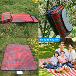 Extra Large Waterproof Pad Picnic Blanket Travel Outdoor Beach Camping Mat