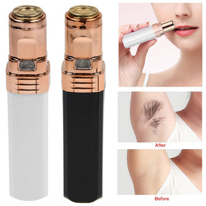 Women's Electric Painless Hair Remover Portable Precision Body Shaver
