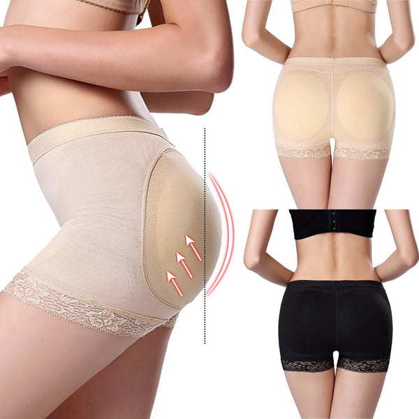 Women''s Butt Lifter Body Shaper Push Up Bottom Padded Enhancer Underwear
