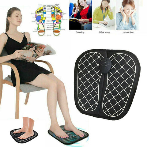 Circulation EMS Intelligent TENS Booster Foot Leg Blood Massager Foot Care