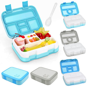 Microwave Bento Lunch Box Picnic Food Fruit Container Storage Box