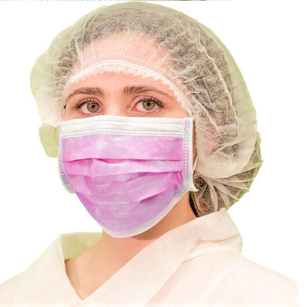 50PC Disposable 3ply Surgical Mask
