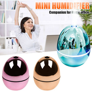 LED Ultrasonic Air Humidifier Essential Oil Diffuser Aroma Aromatherapy