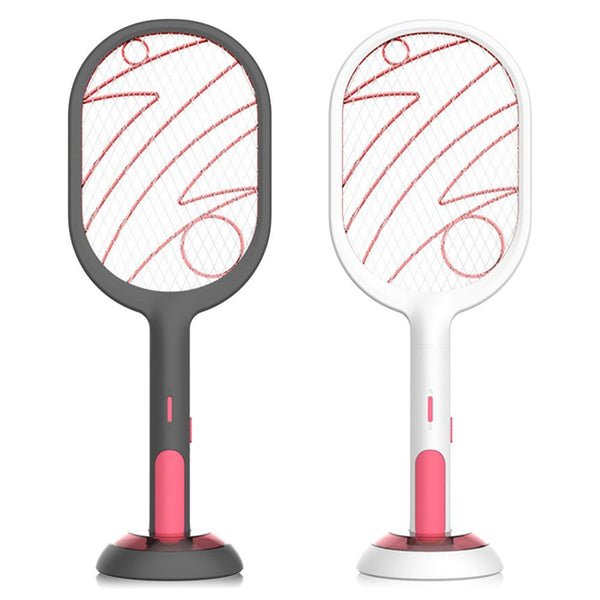 Rechargeable USB Electric Mosquito Swatter Insect Fly Handheld