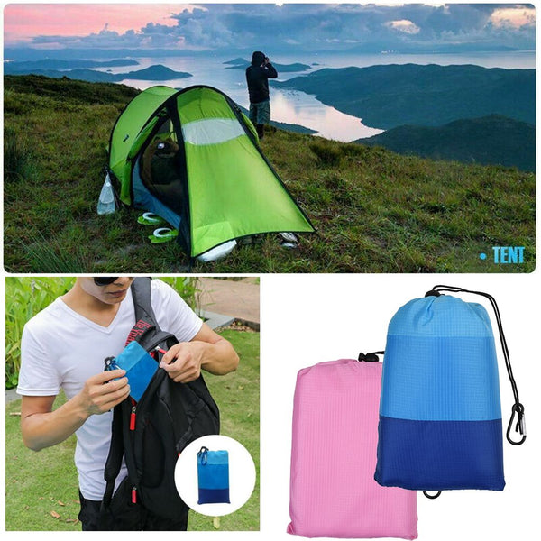 Waterproof Picnic Blanket Travel Outdoor Beach Camping Mat