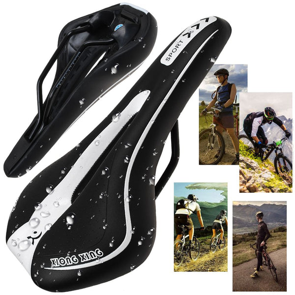Bicycle Bike Cycle Saddle Road Mountain Sports Soft Cushion Gel Pad Seat