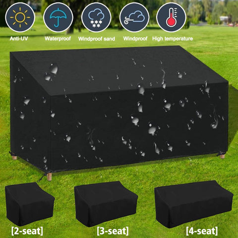 Heavy Cover Garden Chair Waterproof Dust Rain Cover For Outdoor Furniture