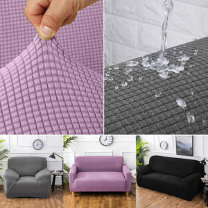 1-3Seater Sofa Covers Slipcover Elastic Stretch Sofa Cover Couch Protector