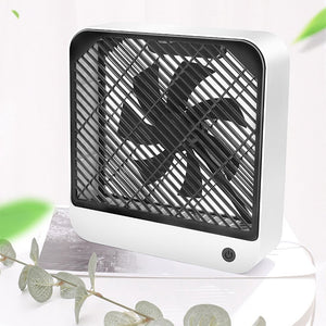 USB Powered Soft Wind Desk Fan