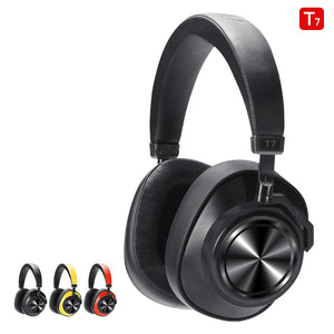 T7 wireless headphone Active Noise Cancelling Bluetooth Headphone