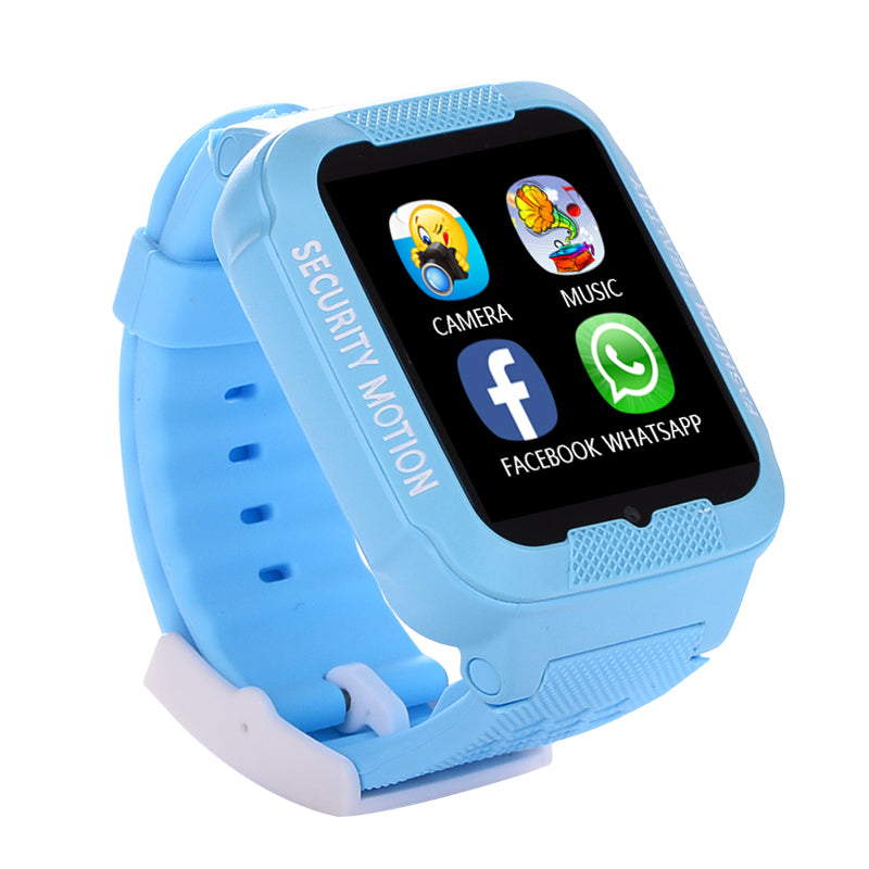 NEW Child Watch SOS GPS Kids Tracker with Camera Smart Watch