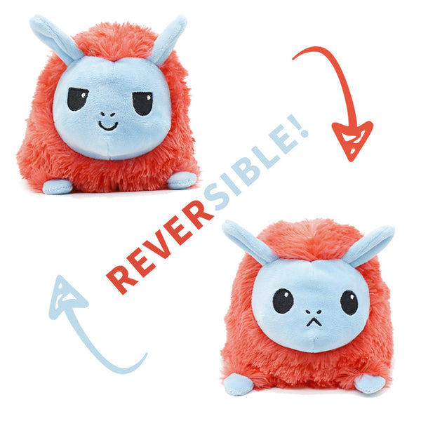 Double-sided Cute Animal Stuffed Doll