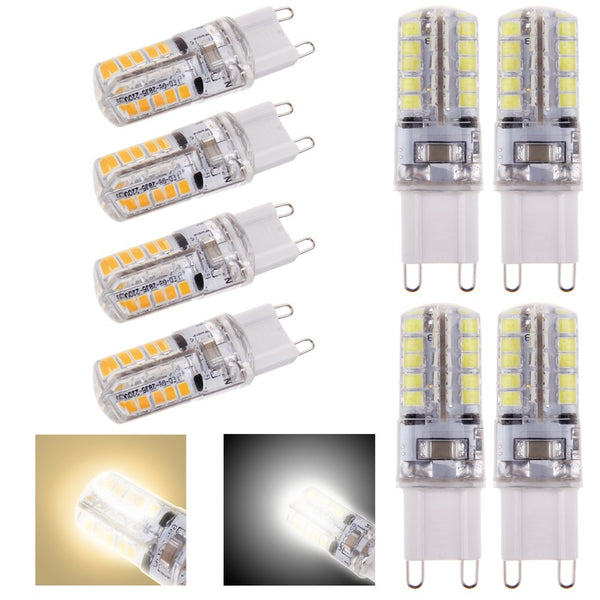 4 x 4W G9 Pin Socket LED Light Bulb