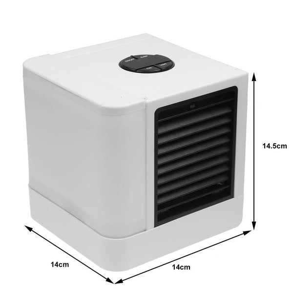 Air Conditioning Unit Conditioner Fan Low Noise Home Cooler Water Cooling System