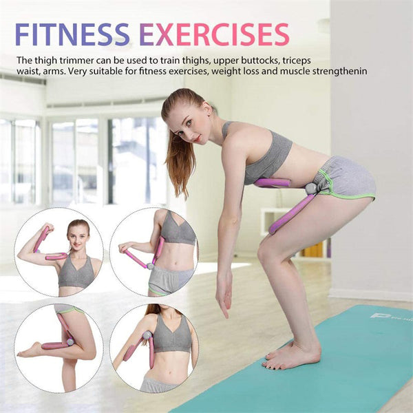Buttocks Arm and Leg Muscle Exercise Pelvic Training Device